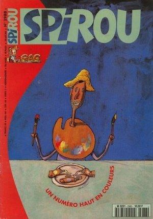 Le journal de Spirou # 2988