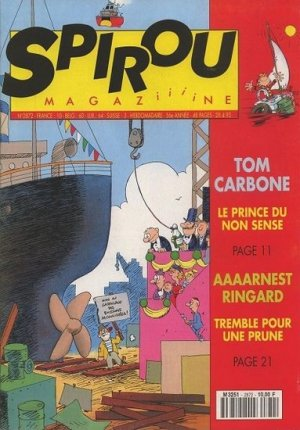 Album Spirou (recueil) # 2872