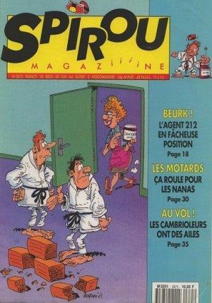 Le journal de Spirou # 2875