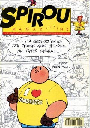 Album Spirou (recueil) # 2876