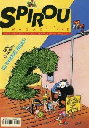 Le journal de Spirou # 2882
