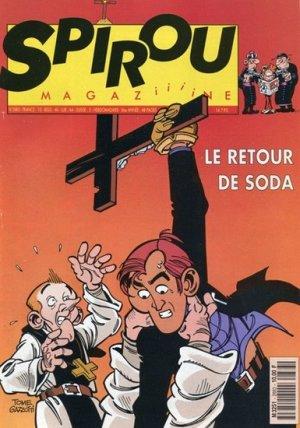 Album Spirou (recueil) # 2883