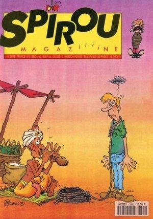Le journal de Spirou # 2892