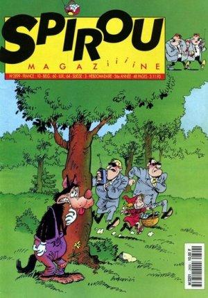Album Spirou (recueil) # 2899