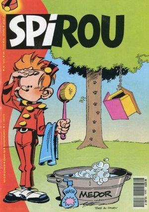 Album Spirou (recueil) # 2909