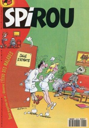 Le journal de Spirou # 2916