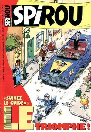 Album Spirou (recueil) # 2979