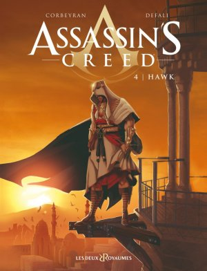 Assassin's creed # 4 simple