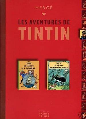 Les aventures de Tintin # 2 Intégrale 2007