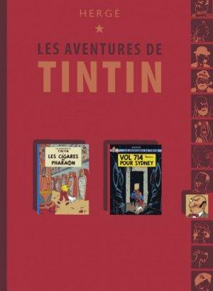Les aventures de Tintin # 4 Intégrale 2007