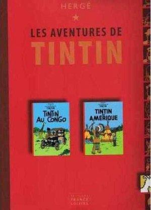 Les aventures de Tintin # 5 Intégrale 2007