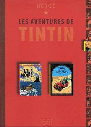 Les aventures de Tintin # 7 Intégrale 2007