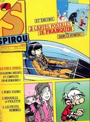 Album Spirou (recueil) # 2452