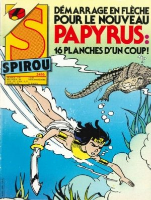 Album Spirou (recueil) # 2456