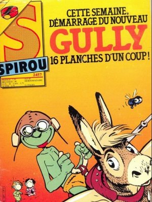 Le journal de Spirou # 2457