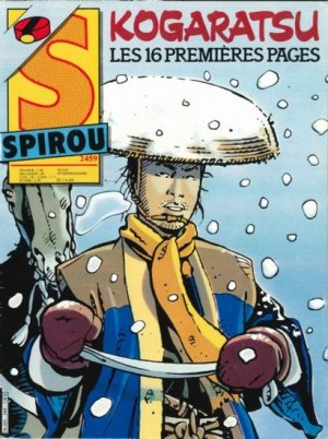 Album Spirou (recueil) # 2459