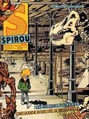 Album Spirou (recueil) # 2433