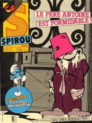 Album Spirou (recueil) # 2434