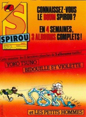 Le journal de Spirou # 2455