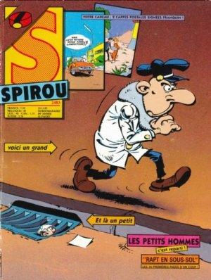 Album Spirou (recueil) # 2483