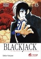 couverture, jaquette Black Jack - Kaze Manga 13  (Asuka)