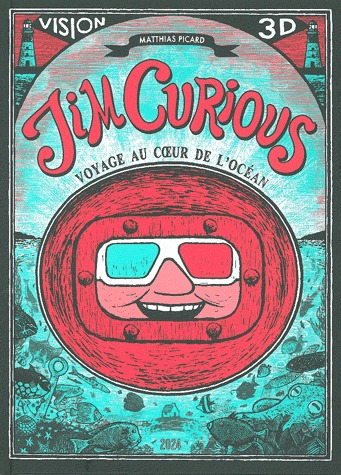 Jim Curious édition simple