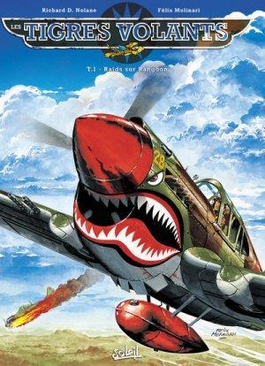 Les tigres volants édition reedition
