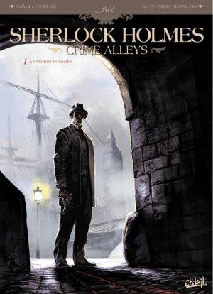Sherlock Holmes - Crime alleys # 1