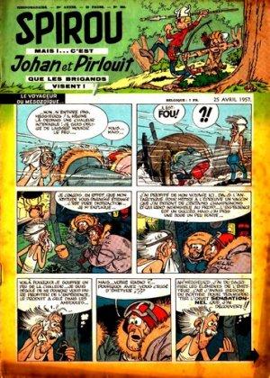 Le journal de Spirou # 993