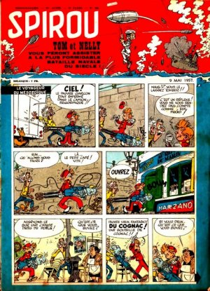 Le journal de Spirou # 995
