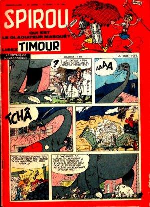 Le journal de Spirou # 1001