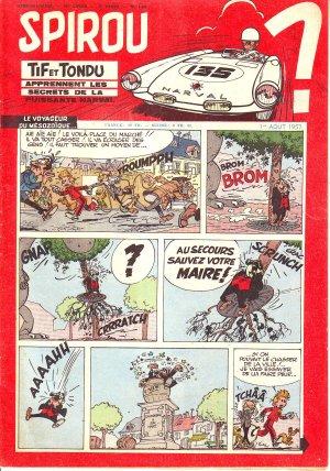 Le journal de Spirou # 1007