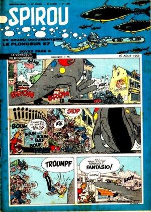 Le journal de Spirou # 1009