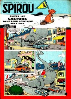 Le journal de Spirou # 1010