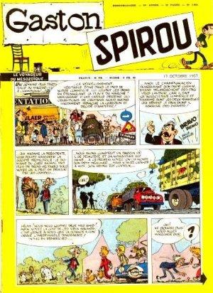 Album Spirou (recueil) # 1018