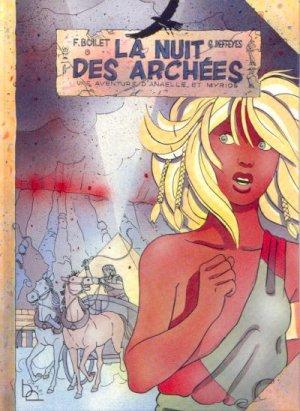 Une aventure d'Anaelle et Myrios - La nuit des archées édition Simple