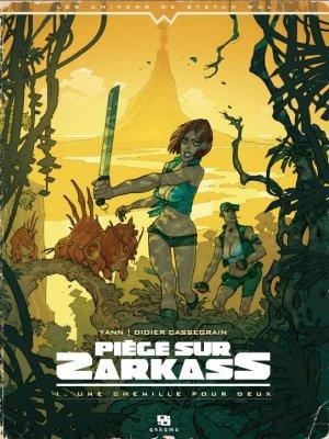 Piège sur Zarkass # 1