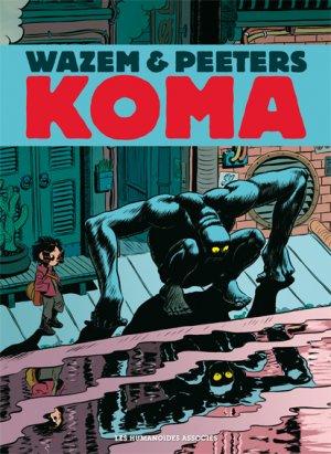 Koma édition intégrale 2013