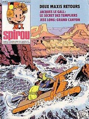 Album Spirou (recueil) # 2063