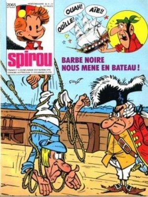 Album Spirou (recueil) # 2065