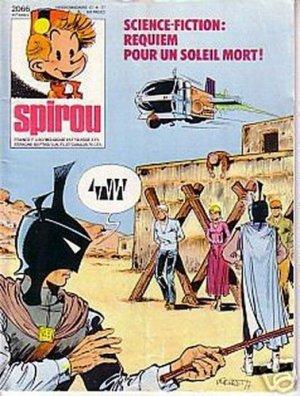 Album Spirou (recueil) # 2066