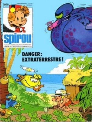 Album Spirou (recueil) # 2068