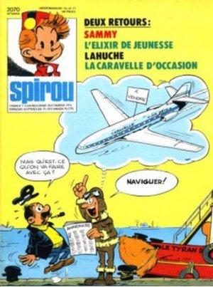 Album Spirou (recueil) # 2070