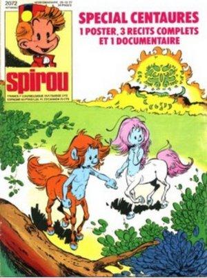 Album Spirou (recueil) # 2072