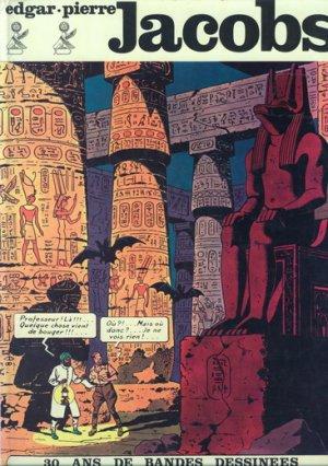 Edgar-Pierre Jacobs - 30 ans de bandes dessinées 1 - Edgar-Pierre Jacobs - 30 ans de bandes dessinées