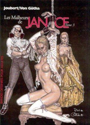 Les malheurs de Janice édition Simple