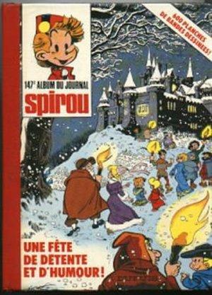 Le journal de Spirou # 147 Recueil