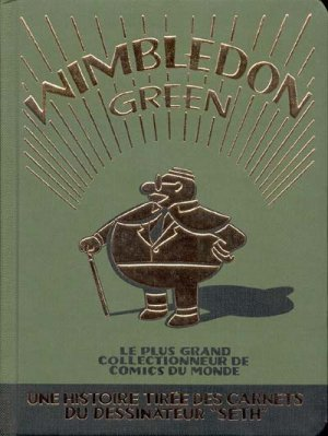 Wimbledon Green édition Simple