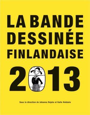 La bande dessinée finlandaise 2013 édition simple