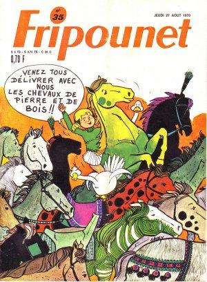 Fripounet Marisette édition 1970